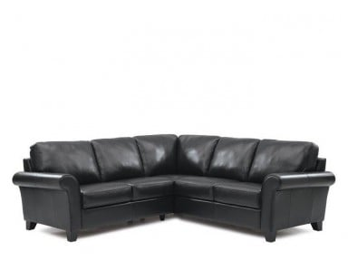 Palliser Rosebank Leather Sectional