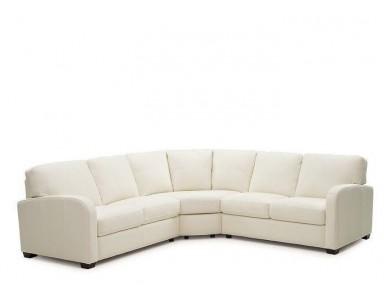 Palliser Westside Leather Sectional