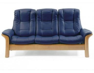 Stressless Windsor High-Back Leather Sofa & Set