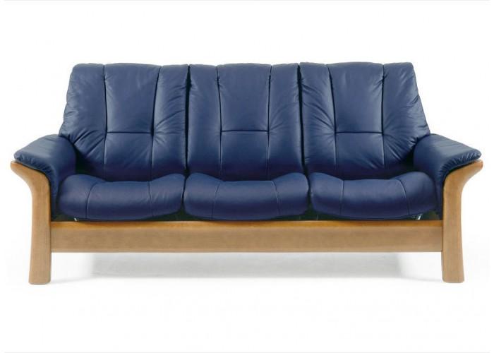 Fantastic Stressless Windsor Low Back Leather Sofa Set Pdpeps Interior Chair Design Pdpepsorg