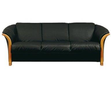 Ekornes Manhattan Leather Sofa & Set