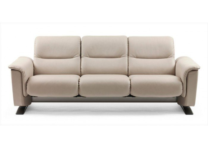 Stressless Panorama Low Back Sofa Set