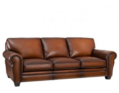 Yale Leather Sofa or Set