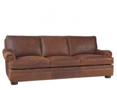 Perry Leather Sofa or Set