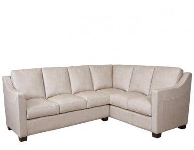 Rhiana Leather Sectional
