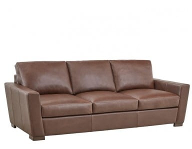 Spence Leather Sofa or Set