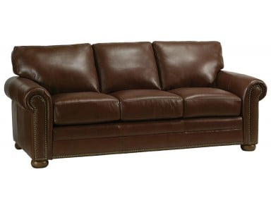 Omnia Savannah Leather Sofa & Sectional