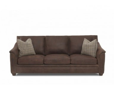 Clio Leather Sofa & Set