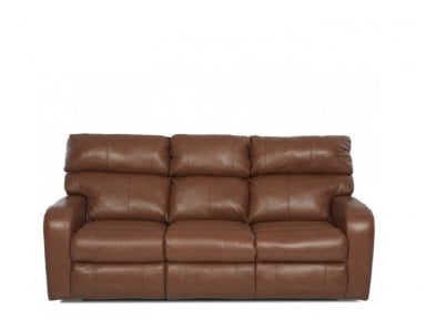 Collins Leather Reclining Sofa & Set