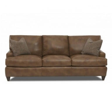 Delphi Leather Sofa & Set