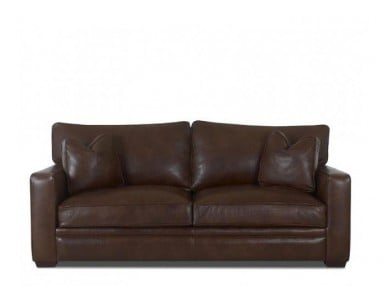 Hearth Leather Sofa & Set