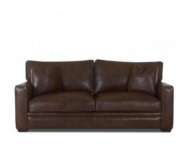 Hearth Leather Sofa & Set