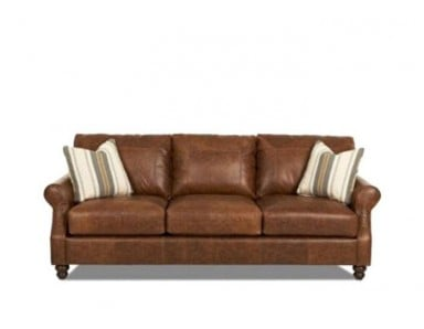 Trenton Leather Sofa & Set