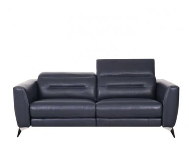 Aster Power Reclining Sofa With Power Adjustable Headrest