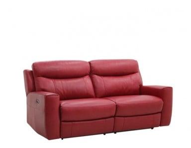Kestrel Leather Power Reclining Sofa & Set