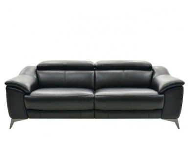 Crestor Leather Power Reclining Sofa & Set