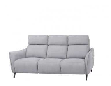 Poppy Leather Power Reclining Sofa Set