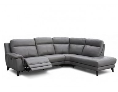 Sedium Power Reclining Sectional