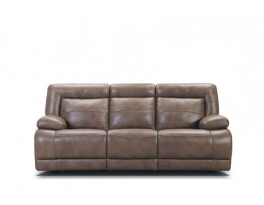 Amway Leather Reclining Sofa & Set