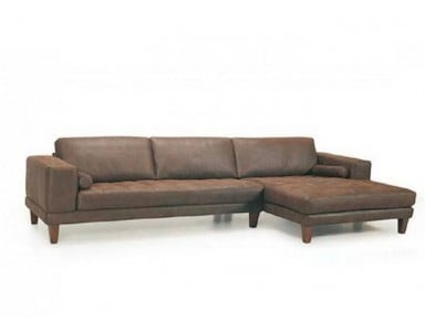 Cantoni Leather Sectional