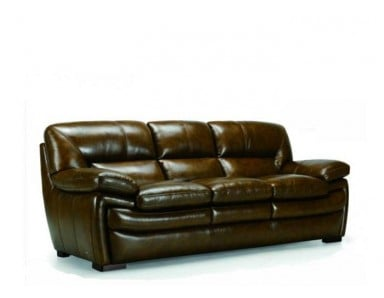 Delia Leather Sofa & Set
