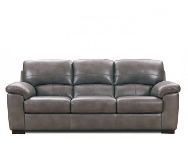Ghent Leather Sofa Set
