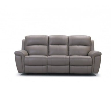 Malone Leather Reclining Sofa & Set