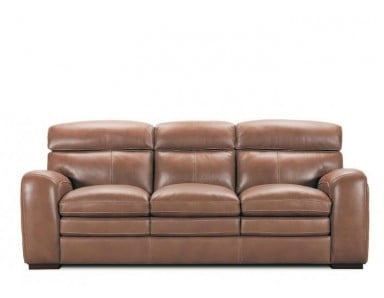 Marselle Leather Sofa Set