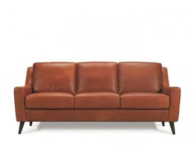 Mumbai Leather Sofa Set