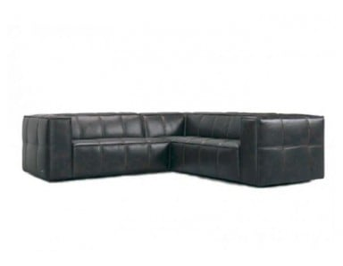 Rimini Leather Sectional