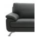 Egret Leather Sofa Set