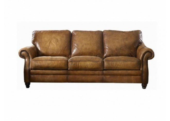 Lovely El Paso Leather Sofa Set
