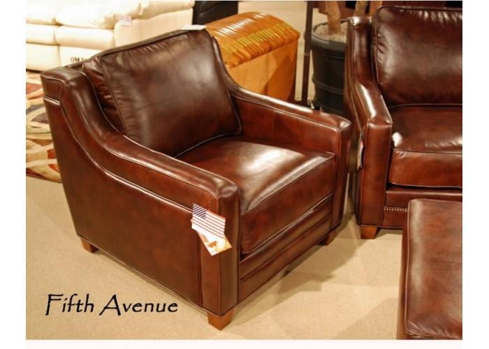 Omnia Fifth Avenue Leather Sofa Amp Sectional