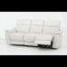 Jaeger Leather Power Reclining Sofa Set