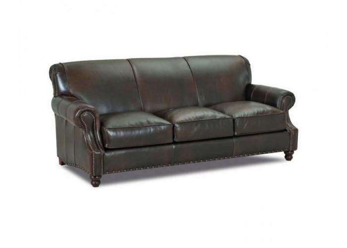 Monfrey Leather Sofa Set
