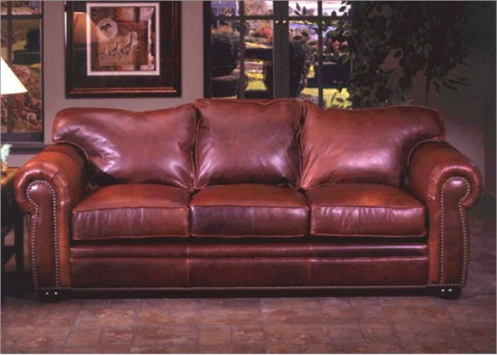 Omnia Monte Carlo Leather Sofa Amp Set