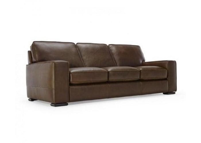 Natuzzi Editions B858 Leather Sofa Amp Set