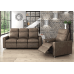 Build Your Own Power Reclining Leather Sofa or Set