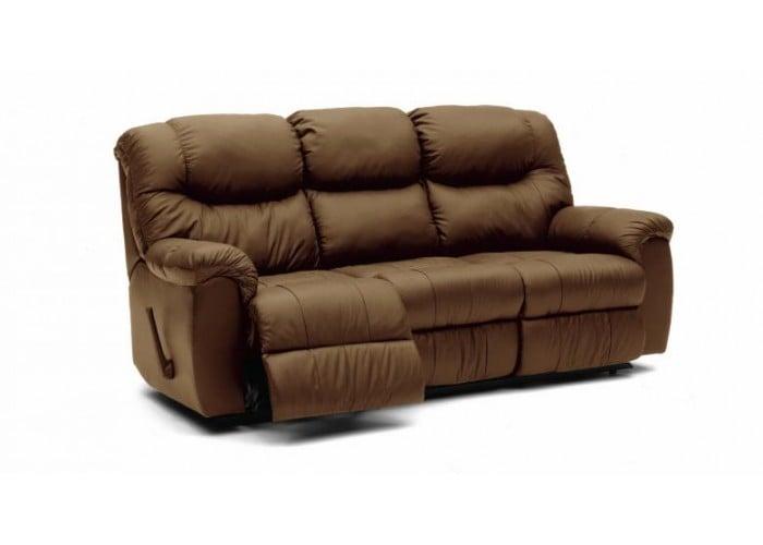 Palliser Regent Leather Reclining Sofa Amp Set