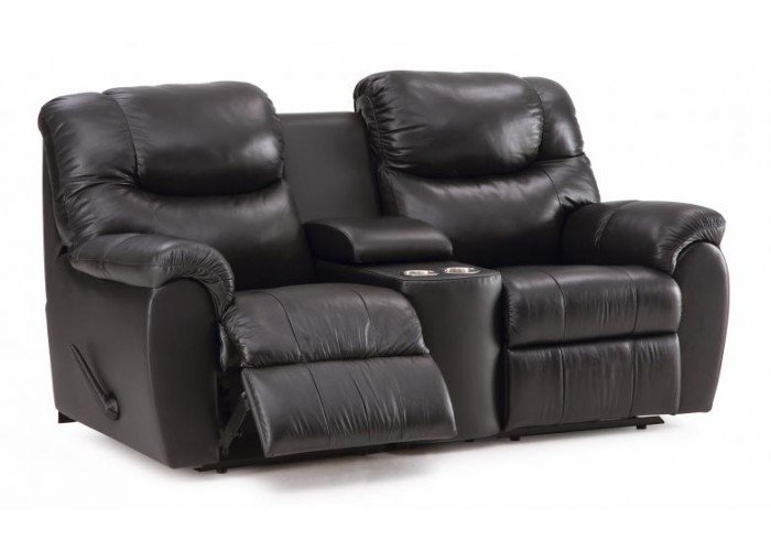 Palliser Regent Leather Reclining Sofa Amp Set