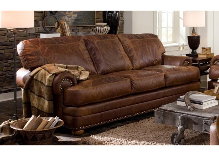 San Antonio Leather Sofa Amp Set