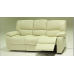Scoop Leather Power Reclining Sofa & Set