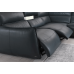 Natuzzi Editions C027 Stupore Leather Sectional | Adjustable Headrest