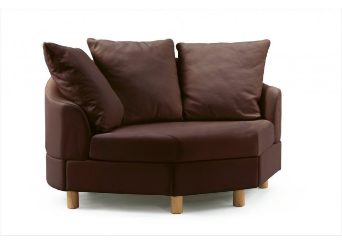 Stressless Wave Low Back Leather Sofa Amp Sectional